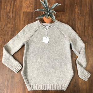 Banana Republic Sunday Sunday NWT Wool Sweater XS